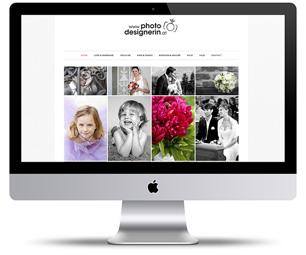 Website www.photodesignerin.at