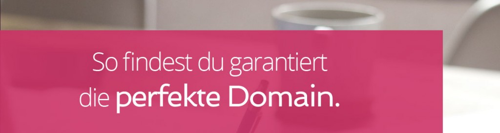 So findest du garantiert die perfekte Domain. | www.miss-webdesign.at
